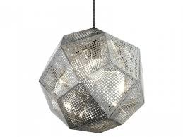 Tom Dixon Pendant Lights by Replica Tom Dixon Etch Shade Pendant Lamp Zest Lighting