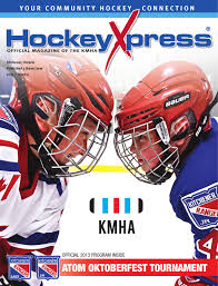 kw hockeyxpress issue 4 by sportsxpress issuu