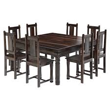 expandable dining table set luxury kitchen design amazing rustic