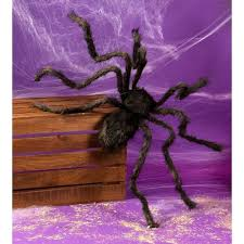 amazon com 50 inch posable furry spider assorted colors toys