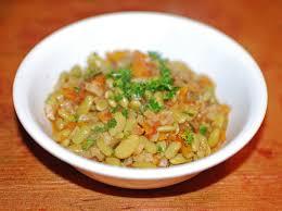 cuisiner des flageolets flageolet beans food perestroika