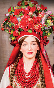 flower crowns slavic bridal flower crowns from folklore warning picture