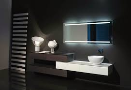 bathroom mirrors with lights eye catcher decorative element