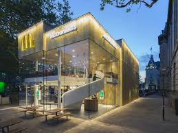 fanciest mcdonald u0027s in the world business insider