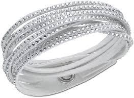 swarovski crystal leather bracelet images 19 best swarovski bracelet images swarovski jpg