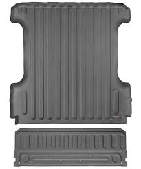 Ford F150 Truck Bed Mat - 2004 2014 ford f150 weathertech techliner truck bed mat