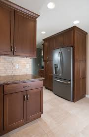 Oil Rubbed Bronze Kitchen Cabinet Pulls Oil Rubbed Bronze Hardware On Dark Wood Cabinets Pics U0026 Opinions