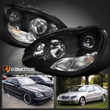 mercedes headlights car truck headlights for mercedes benz ebay