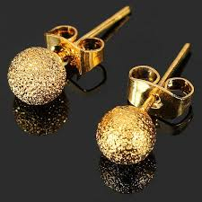 unique gold stud earrings online cheap wholesale 2015 new fashion jewelry charming earring