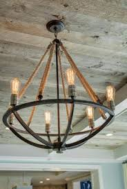 Coastal Lighting Fixtures What I M Crushing On Wood Chandeliers Chandeliers Woods And Lights
