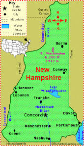 map of new york enchanted learning new hshire facts map and state symbols enchantedlearning