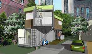 DIY Used Cargo Homes  Shipping Container House Plans - Container homes designs and plans