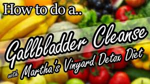 how to do gallbladder cleanse on 21 day martha vineyard detox diet