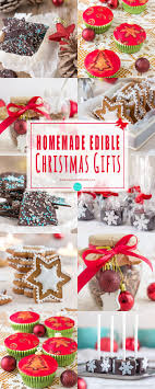 edible treats edible christmas gifts happy foods