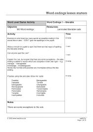 ks3 spelling teachit english