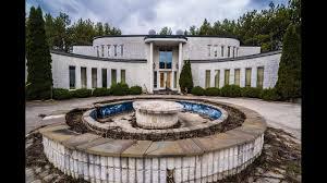 abandoned drug dealers mansion youtube