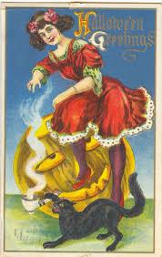 101 best victorian halloween cards images on pinterest victorian