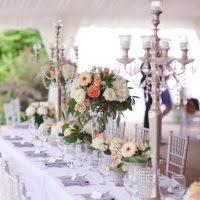 Cheap Candelabra Centerpieces Beautiful Coral Outdoor Wedding Belle The Magazine