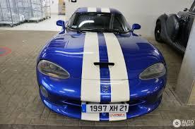 Dodge Viper Gts - dodge viper gts 18 april 2017 autogespot