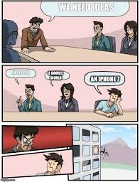 Eye Pad Meme - boardroom meeting suggestion meme imgflip