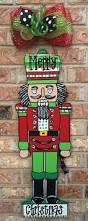 Nutcracker Christmas Door Decorations by 1704 Best Painting Christmas Cheerfulness Images On Pinterest
