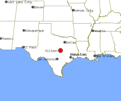 killeen map killeen profile killeen tx population crime map