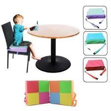 rialzi sedie per bambini cuscino per sedile da pranzo sedia per bambini bambini cuscino