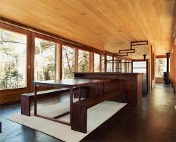 eco friendly rustic cabin retreat in canada dwell