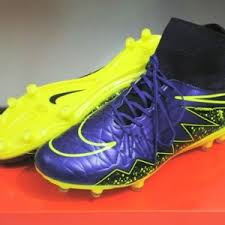 Sepatu Bola Grade Ori sepatu bola nike hypervenom ii purple flyknit terbaru dan termurah
