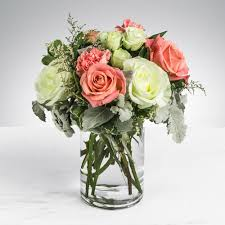 flower arrangements sweet subtle by bloomnation in lowell ma the flower mill