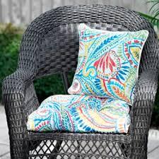 Kirklands Patio Furniture Ummi Multicolor Outdoor Cushion Kirklands