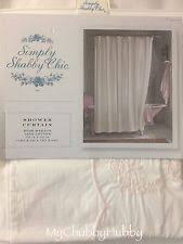french country simply shabby chic shower curtains ebay