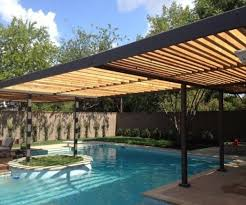 How To Install A Retractable Awning Best 25 Pool Shade Ideas On Pinterest Shade Canopy Pergola