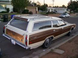 1971 ford country squire stationwagon we had a green one of these