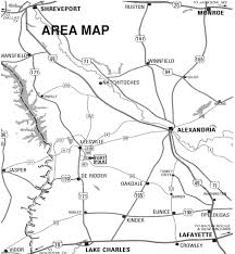 louisiana map fort polk the united states army jrtc and fort polk