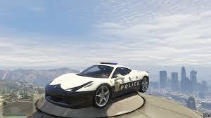 police ferrari japanese police ferrari 458 italia 警視庁 パトカー gta5 mods com