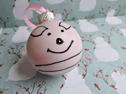 diy disney winnie the pooh piglet handmade ornaments