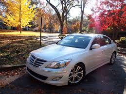 the upside of hyundai 2012 genesis and azera traveling in my world