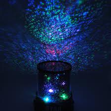Buy Amazing Sky Star Cosmos Laser Projector Lamp Night Light - Bedroom laser lights