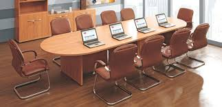 Office Meeting Table Traditional Meeting Table Office Conference And Chairs