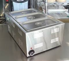 electric table top steam table 80 gallon firex pm1ie300 208v 60hz electric kettle lightly used