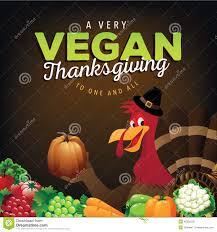 happy thanksgiving greetings happy vegan thanksgiving greeting card design stock vector image