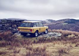 1970 range rover land rover u0027 svo division allegedly considering a two door range rover
