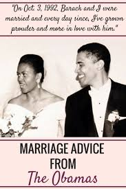 marriage advice quotes marriage advice from the obamas marriage laboratory
