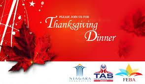 annual thanksgiving dinner 2014 tasom