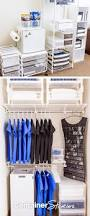 Container Store Closet Systems 345 Best Dorm Organization Images On Pinterest Dorm Organization