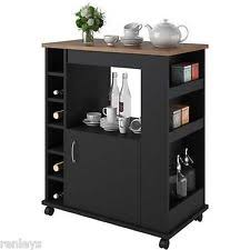 kitchen portable island kitchen island cart ebay
