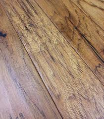 handscraped antique hickory engineered hardwood flooring 3 8 x 4