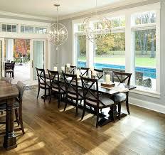 standard height of light over dining room table lights over dining room table zagons co