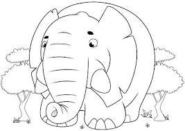 elephant love coloring page cartoon elephant coloring pages baby elephant love her mother